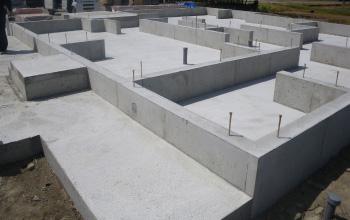 一体型防湿コンクリート基礎